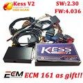KESS V2 OBD2 Gerente Sintonia Kit Sem Token V4.036 Limitada kess v2.30 kess v2 4.036 carro programador ecu ecm titanium software livre