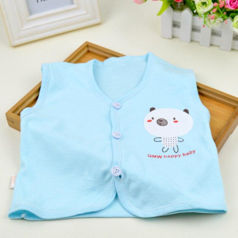 a0c3c6a2dacf Cotton infant bebe clothes spring boys girls designer Vest Jacket ...