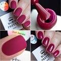 1 Bottle 10ml Born Pretty Matte Nail UV Gel Glue Varnish UV Builder Polish Soak Off UV Gel 3934#