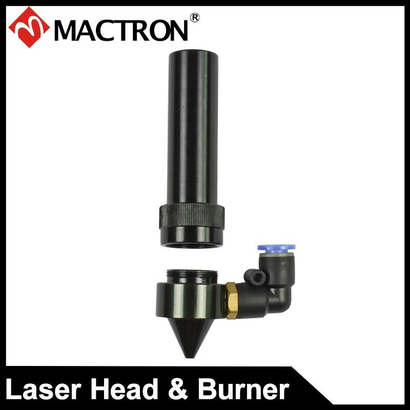 Brûleur et Tube de tête de coupe Laser