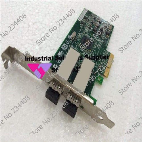 41V2561 9402PF-LX dual card 1310nm 82571GB single-mode fiber 100% tested perfect quality yingfa 9402 fina