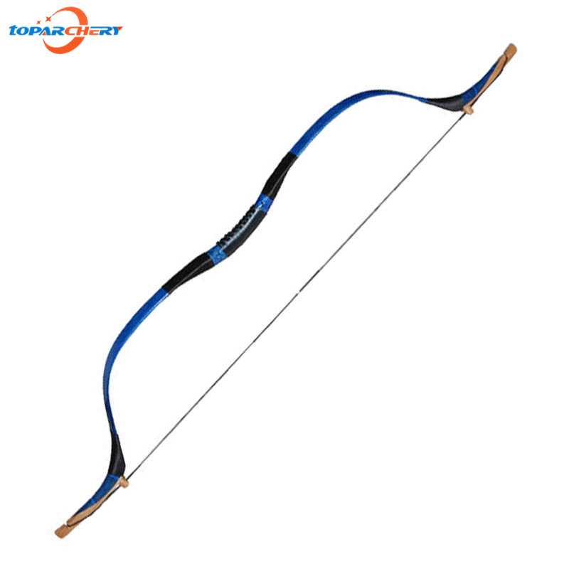 Traditional Recurve Bow Archery 40lbs 45lbs 50lbs for Adult Outdoor Hunting Shooting Training Sport Sling Shot Wooden Long Bow 3 color 30 50lbs recurve bow 56 american hunting bow archery with 17 inches metal riser tranditional long bow hunting