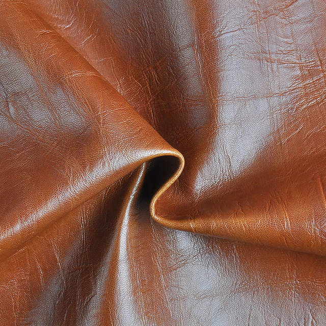 placeholder 1 Meter Crazy Horse Leather Fabric For Wallet Handbags Shoes  Leatherette Textile Upholstery Fabric For Sofa ad64fbe52732