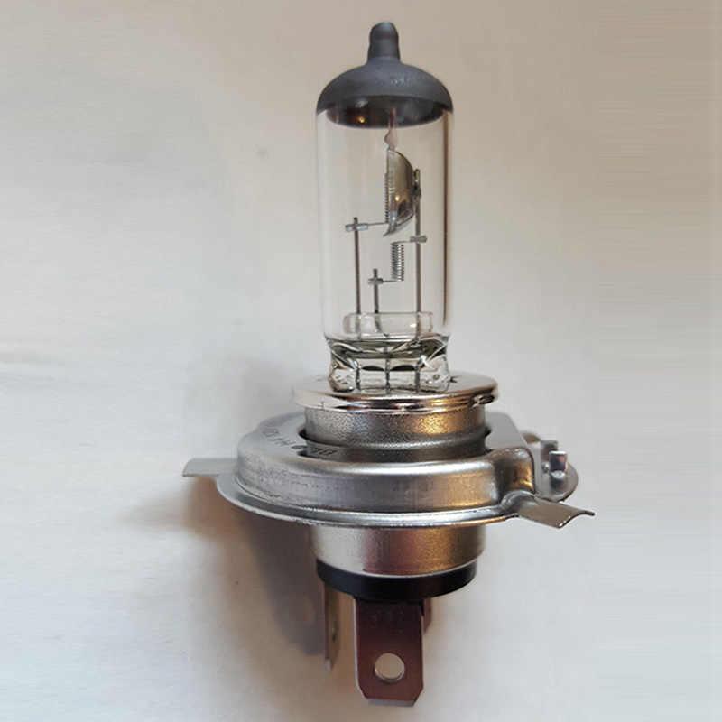 1PC H4 DC 12V 100W 6000K Car Xenon Gas Halogen Headlight Headlamp White Lamp Bulbs Waterproof Light New