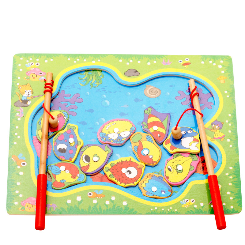 2017-Magnetic-Fishing-Children-Fishing-Puzzle-Baby-Toys-Wooden-Educational-Early-Childhood-Learning-Magnetic-Fish-Toy-Age-2-8y-1