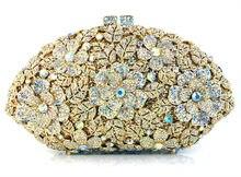 YU18-5 Kristall Abendtasche Clutch Pfau diamant pochette soiree Frauen abend handtasche hochzeit clutch tasche