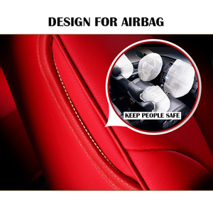 Image 2 - Car Believe car seat cover For audi a3 8p 8l sportback A4 A6 A5 Q3 Q5 Q7 accessories covers for vehicle seat