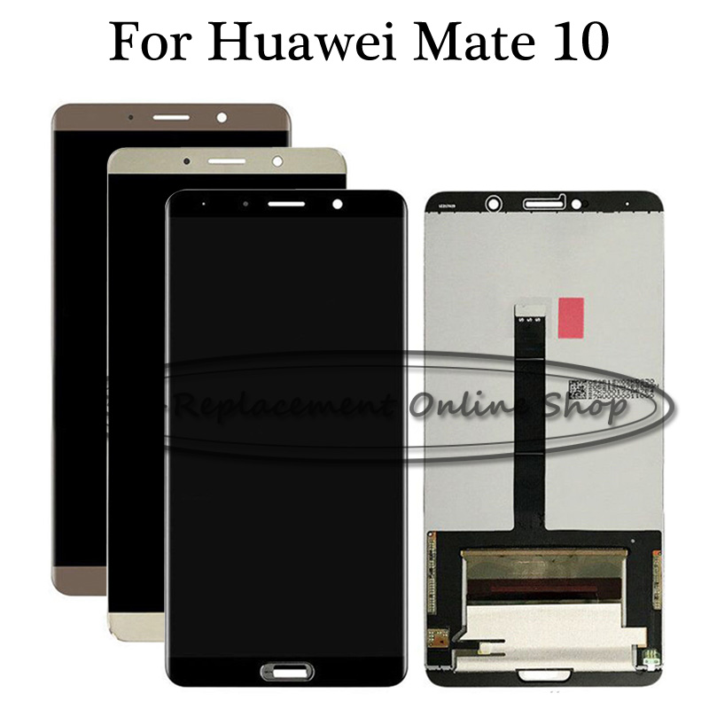 100 High Quality 5 9 inch For Huawei Mate 10 ALP AL00 ALP TL00 ALP L09