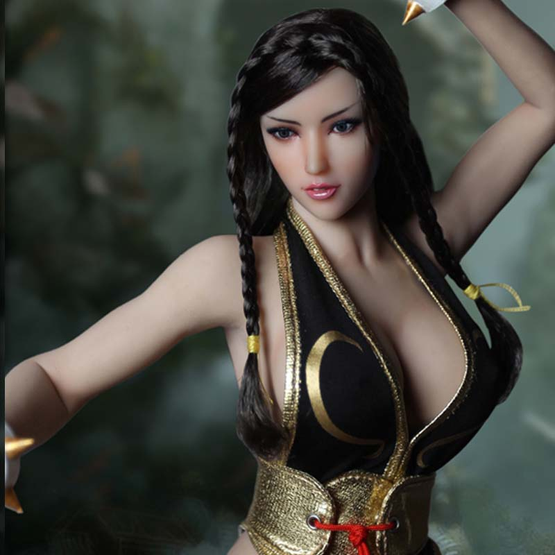 Mnotht 1/6 Female Cheongsam High Forkunderwear China Combat Goddess Sexy Clothes Accessory Toy for 12 Soldier Action Figure m3n mnotht 1 6 soldier dress cheongsam slit skirt sexy model girl evening dress clothes black blue toys for 12 action figure m2n