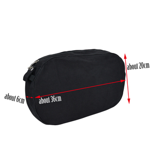 Image 5 - Tanqu Pure Color Waterproof Canvas Fabric Inner Pocket Lining for Omoon  Obag Insert Organizer for  O Bag O Moon Classic