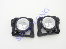 2 Pcs/Pair Fog Lights Clear Driving Lamps Pair Quality for Honda Accord 2009-2010