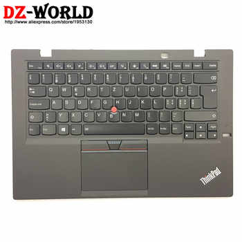 CH New/Orig for Thinkpad X1 Carbon 3rd Gen 3 20BS 20BT Swiss Backlit Keyboard with Palmrest Touchpad 00HT327 00HN972 SM20G18632 - DISCOUNT ITEM  0% OFF All Category