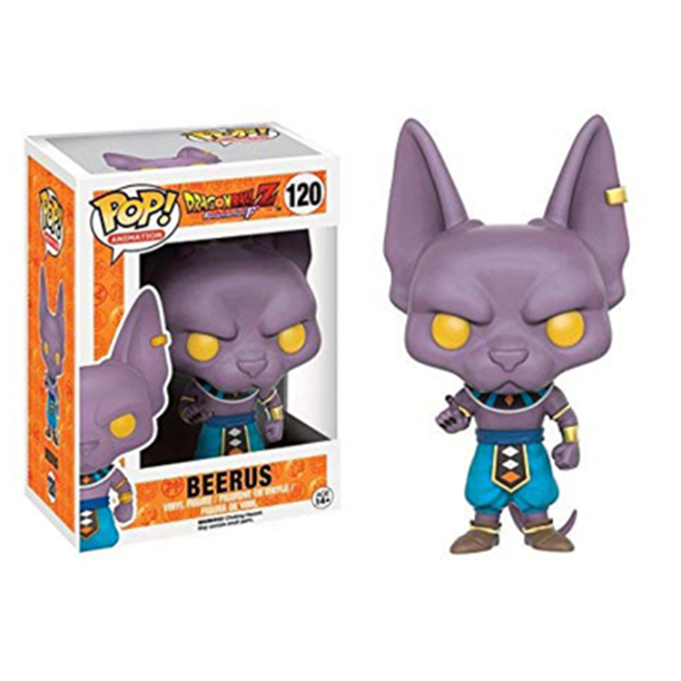 Funko pop Official Amine Dragon Ball Vinyl Action Figure Collectible Model Toy 31