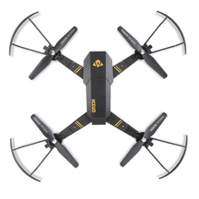 VISUO XS809HW Wifi FPV 2.0MP 720P 120 FOV Wide Angle HD Camera Foldable 2.4G Selfie Drone Height Hold RC Quadcopter G-Sensor RTF
