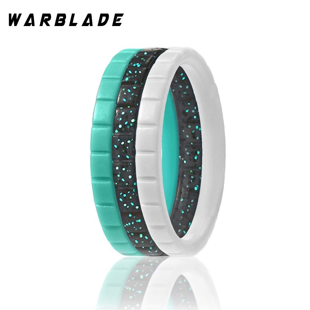 100% Wahr 10 Teile/satz Mode 3mm Hypoallergen Crossfit Flexible Silikon Ring Food Grade Fda Silikon Finger Ring Für Frauen Hochzeit Ringe