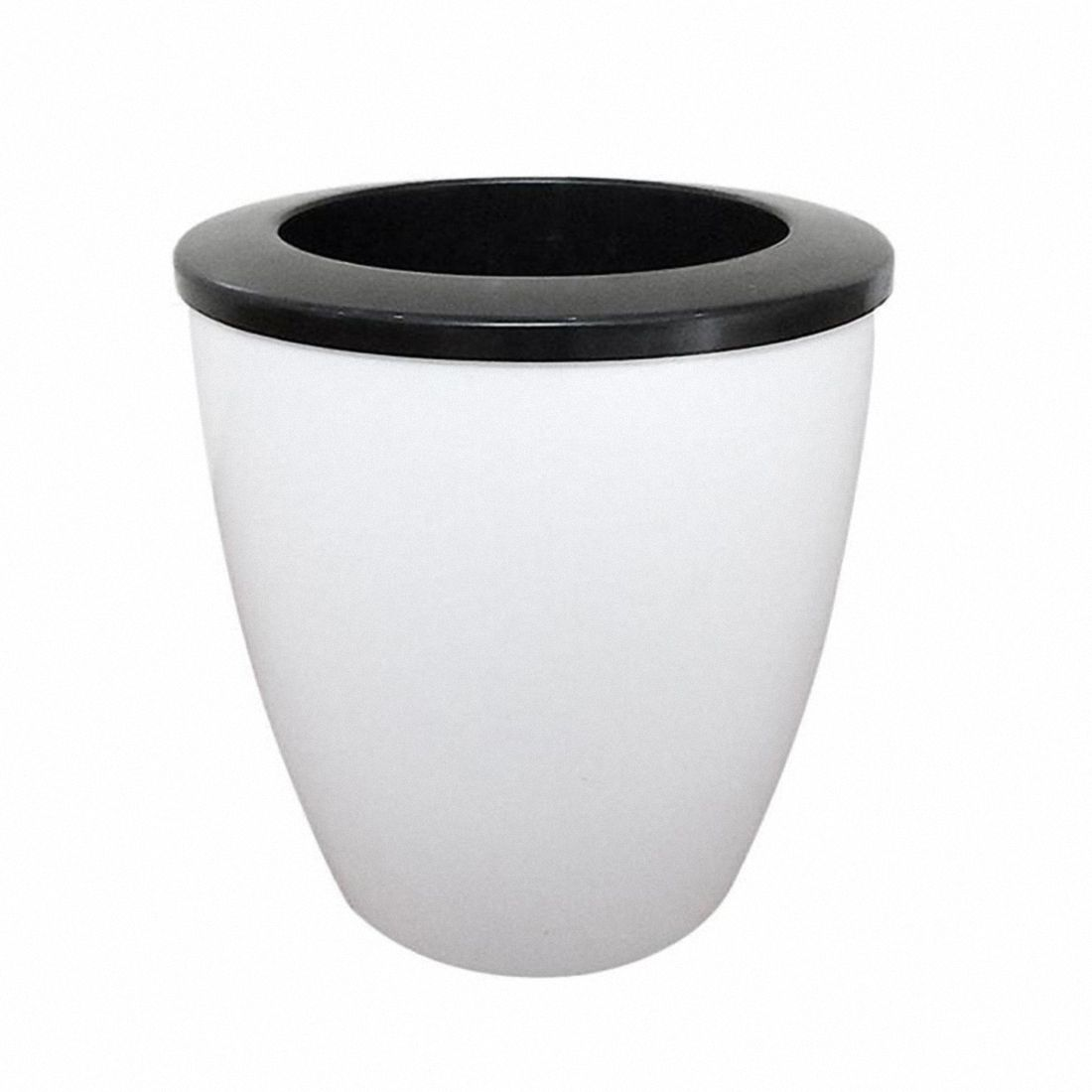 White Flower Pots For Sale Hot Sale 3 Pack Self Watering Planter White Flower Pot M