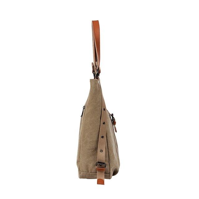 DIDABEAR Brand Canvas Tote Bag Women Handbags Female Designer Large Capacity Leisure Shoulder Bags Big Travel Bags Bolsas 4
