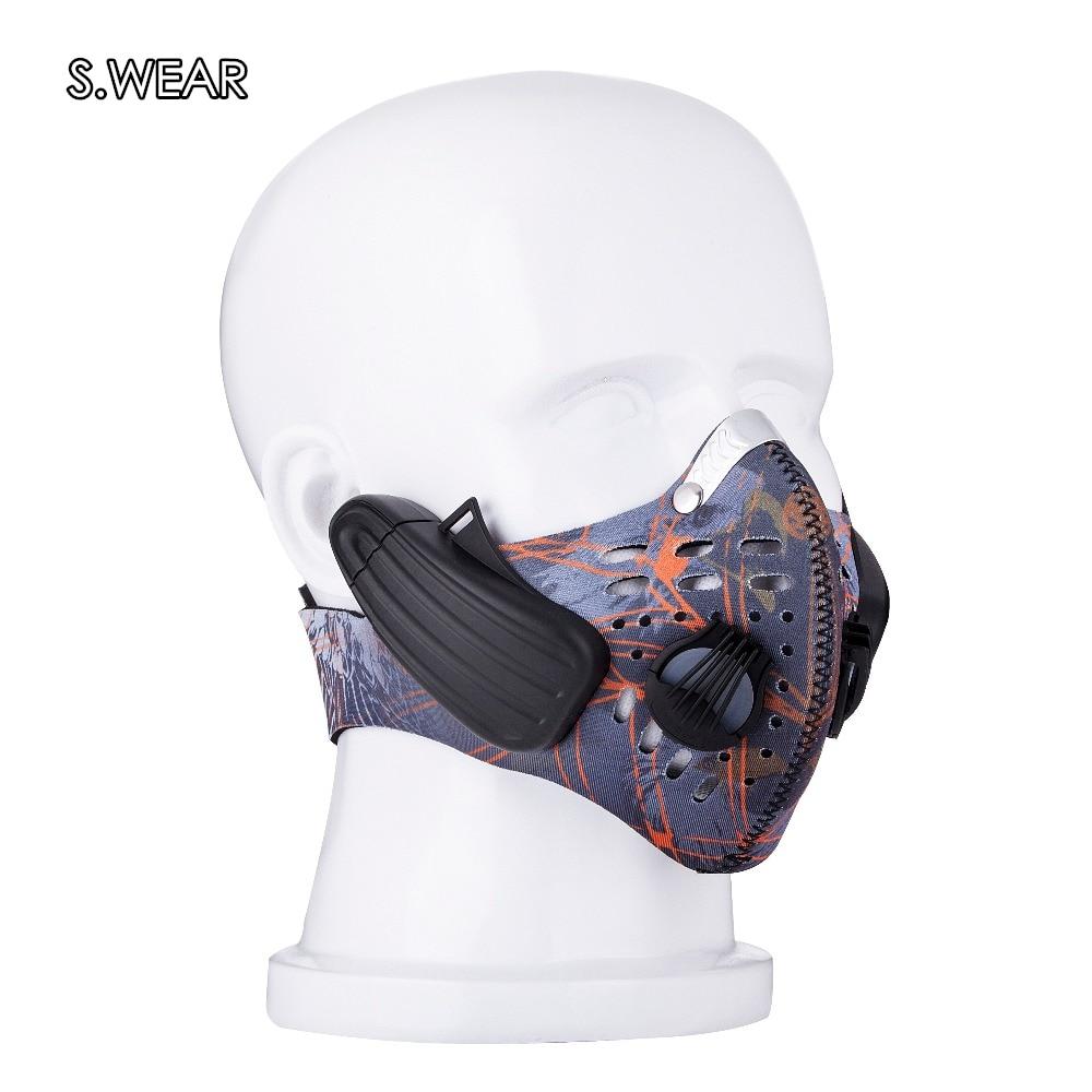 S. носить наушники Беспроводной Bluetooth4.0 наушники с микрофоном маска для лица стерео музыку Handfree гарнитура для прогулок