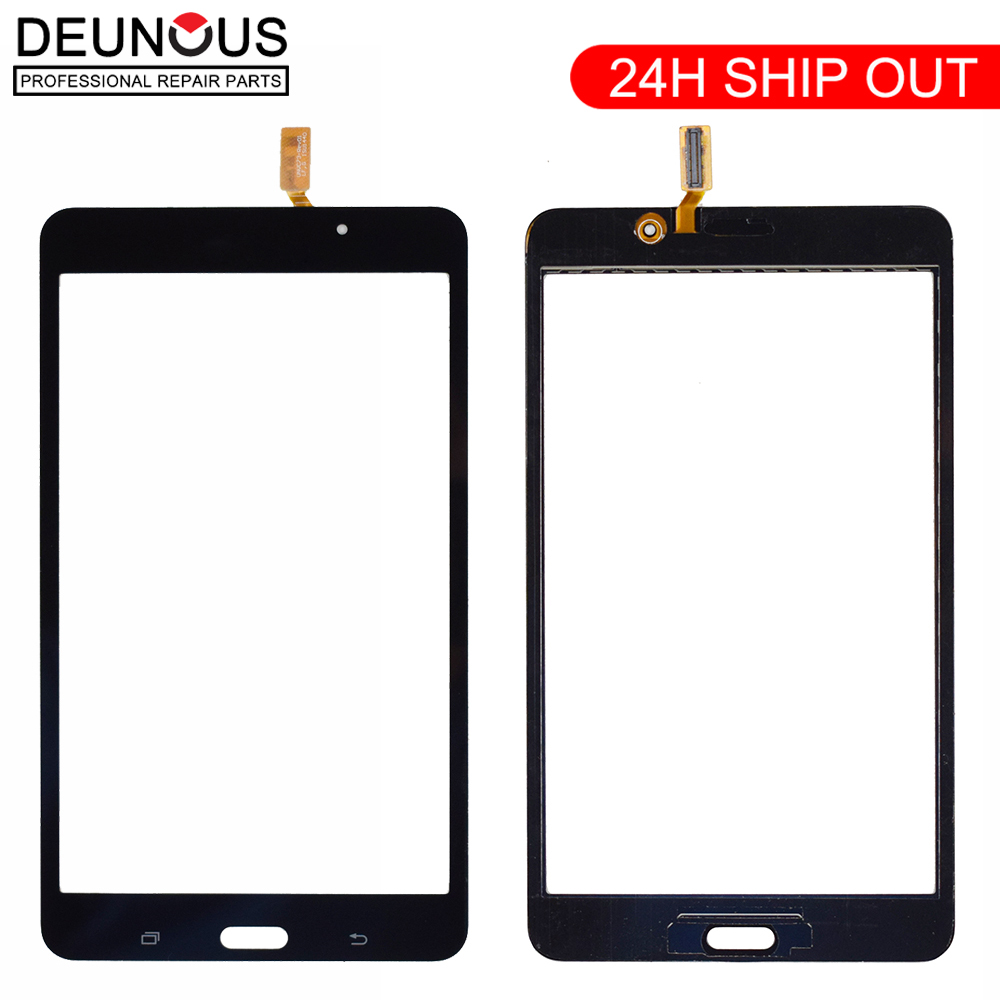 New 7'' For Samsung Galaxy Tab 4 7.0 T231 SM-T231 T230 SM-T230 Touch Screen Digitizer Sensor Panel Tablet Replacement Parts