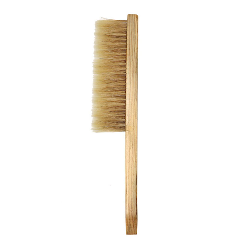 Bee Horse-Hair Brush Sweep Bee Flicking Horsetail Bee Equipment Beekeeping I2A8