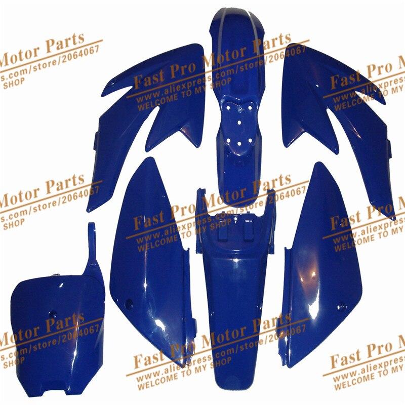 CRF 70 Plastic covers Fairing Kits CRF70 dirt Pit Bike Procket Bike Xmotos Baja DR50 49