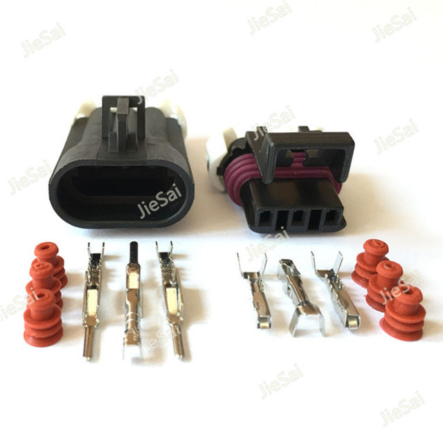 3 Pin 1212961/12129615 12110293 Metri Pack 150 Auto Draht Stecker ...