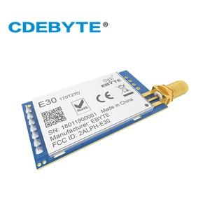 Image 2 - E30 170T27D longue portée SI4463 170Mhz 500mW SMA antenne IoT uhf émetteur récepteur sans fil émetteur récepteur