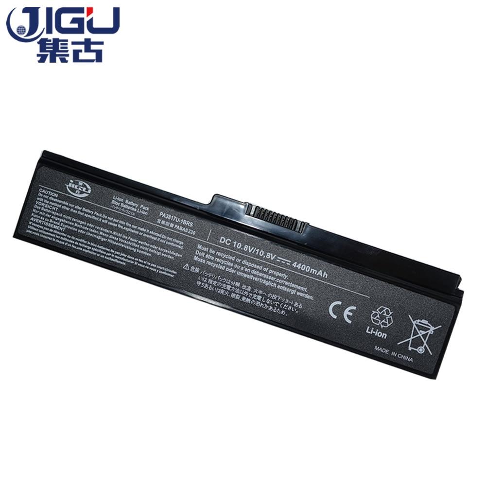 Replacement Baterai Laptop Toshiba Satellite C600 C640 L630 L635 C600d C640d C645 C635 C605 Oem Jigu Battery Pa3817u 1bas 1brs For L700 L700d L730 L735 L740 L745