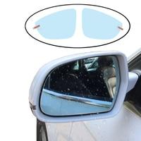 Anti fog car wing mirror glass film anti glare waterproof rearview reversing mirror film sticker for Audi A3 8V A4 B8 A6 Q3 Q5