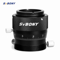 SVBONY 1.25 Double Helical Focuser High Precision for Astronomical Telescope/Finder & Guidescope w/Brass Compression Ring F9173
