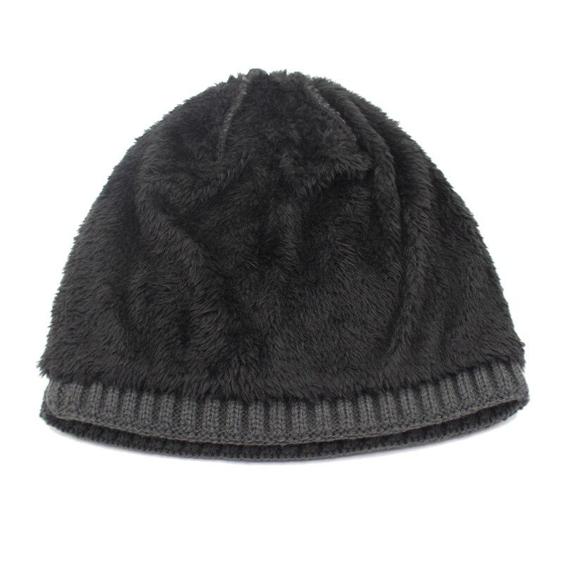 AETRUE Winter Beanies Men Knitted Hat Caps Beany Mask Gorras Bonnet Warm Baggy Winter Hats For Men Women Skullies Beanies Hats 5