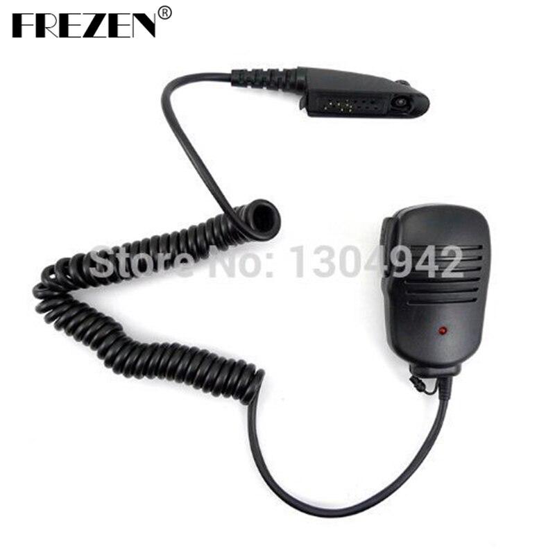 Shoulder Remote Handheld Mic Microphone Speaker For Motorola Walkie Talkie Radio GP140 GP320 GP328 GP329 GP338 GP339 GP340 GP360