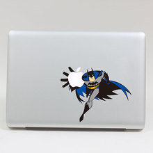 Removable DIY colorful fashion cool Batman flying tablet sticker and laptop computer sticker for laptop,170*270mm
