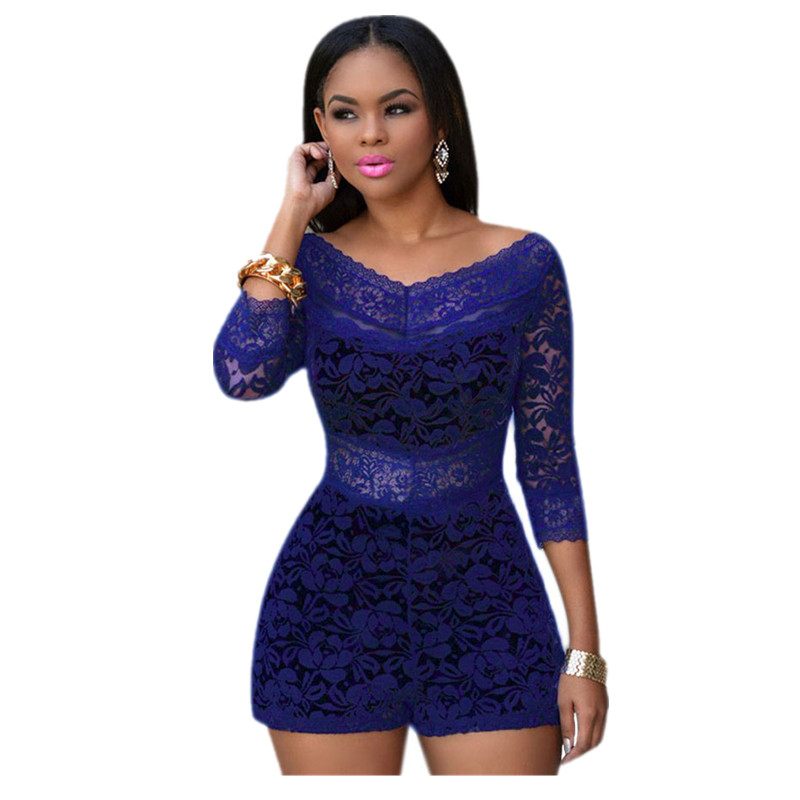 Popular Royal Blue Jumpsuit-Buy Cheap Royal Blue Jumpsuit lots ...