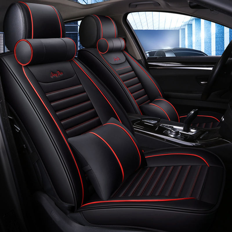 2019 New Luxury PU Leather Car Seat Covers For Audi TT /Q