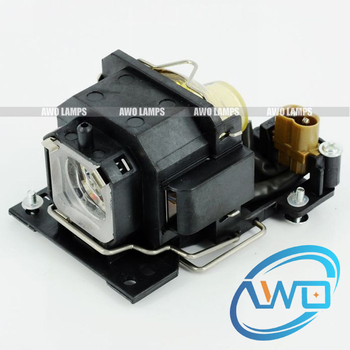 DT00781/CPX1/253LAMP Compatible lamp with housing for HITACHI CP-RX70 CP-X1 CP-X2WF CP-X4 CP-X253 CP-X254,ED-X20EF/X22EF,MP-J1EF