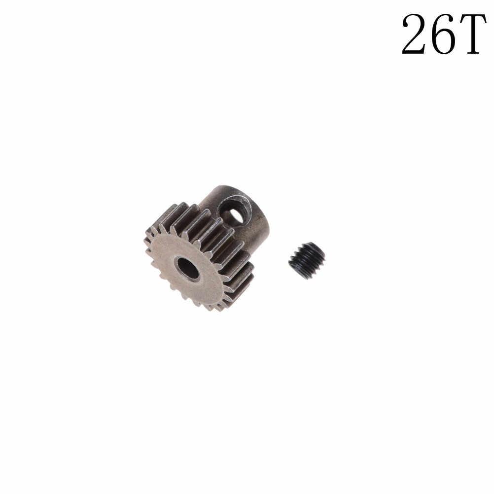 Spur diff металла Сталь дифференциальный основной Шестерни 5 мм 64 Т Двигатель Ведущие шестерни 3.17 мм 17 т 21 т 26 т 11119 11181 11176 11189 HSP автомобиль