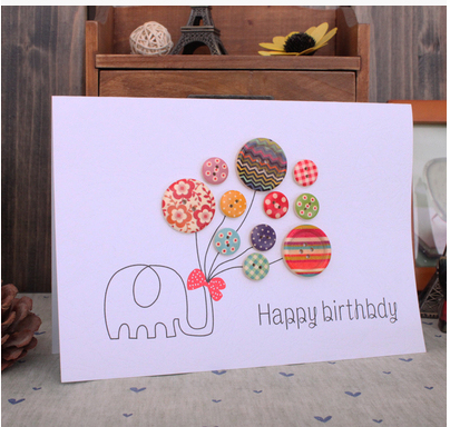 Handmade Menu Card Simple Design