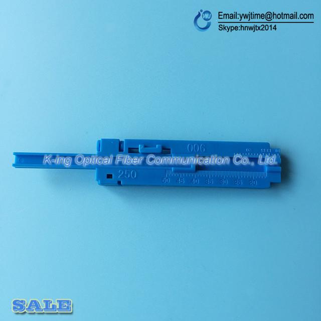 Cortador de fibra Óptica Dispositivo Elétrico/Placa/Medição Do Comprimento do Cabo Ao Ar Livre Corte