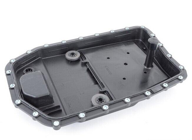 For BMW E60 E63 E64 E65 E66 E90 F01 Automatic Transmission Oil Pan /& Filter Kit