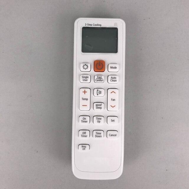 US $6 47 28% OFF New Original DB93 14195B For Samsung DB9314195B AC A/C Air  Conditioner Unit Remote Control White Fernbedienung-in Remote Controls