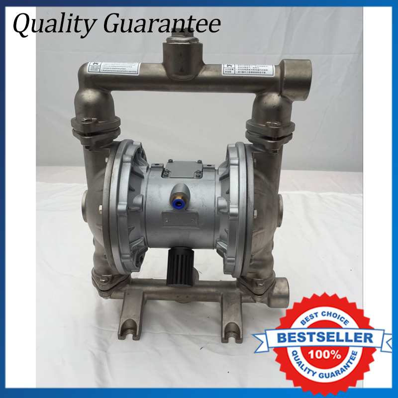 0-2.5m3/h Stainless Steel Diaphragm Pump QBY-25