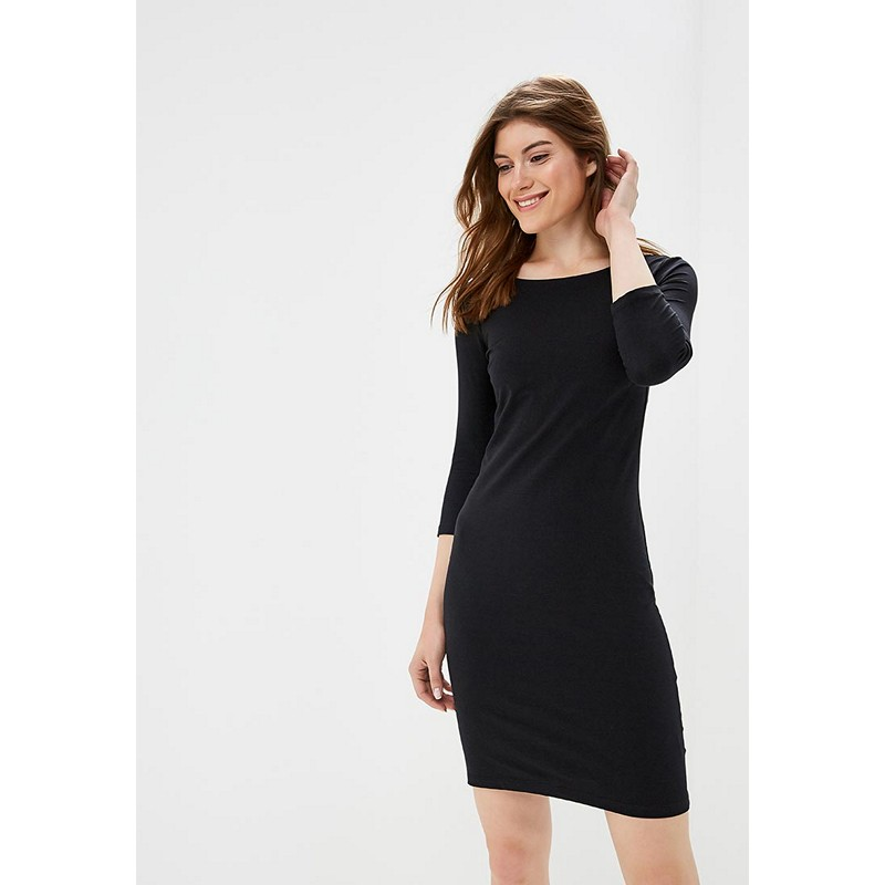 Dresses MODIS M182W00092 dress cotton clothes apparel casual for female for woman TmallFS dresses befree 1731067548 woman dress cotton long sleeve women clothes apparel casual spring for female tmallfs