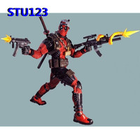 18 дюймов X men Ultimate Deadpool/Wade Winston Wilson 2 поколения большой размер ПВХ фигурка Коллекционная модель игрушки 45 см N786