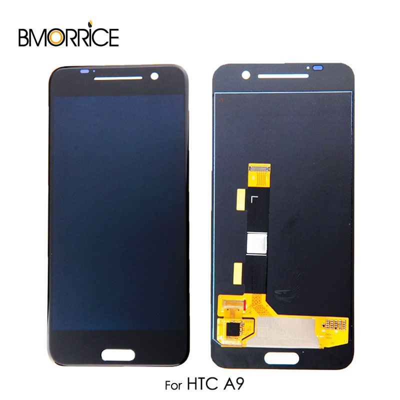 LCD Display For HTC One A9 A9W A9T A9D A9U Touch Screen Digitizer Assembly Replacement No Frame New Original 5.0 BlackLCD Display For HTC One A9 A9W A9T A9D A9U Touch Screen Digitizer Assembly Replacement No Frame New Original 5.0 Black
