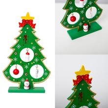 1PC Wooden Crafted Creative Christmas Tree Bookshelf Decoration Gift For Graduation Birthday Gifts ChristmasChina