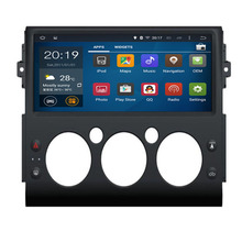 The Newest Android 10 Car No DVD Player GPS Navi For Toyota