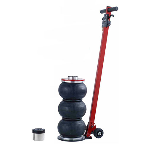 2 Ton Balloon-type Car Jack 3 Floors Layers Jack With Long Handle Truck Repair Equipment