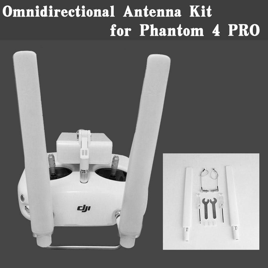 Remote Controller Omni Directional Antenna Refitting Combo Long Range Signal Booster Range Extender for DJI Phantom