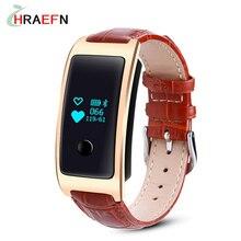 ID603HR Smart Band пульсометр Bluetooth Smart Band фитнес-трекер Браслет Sport часы для iOS iPhone Android PK miband2